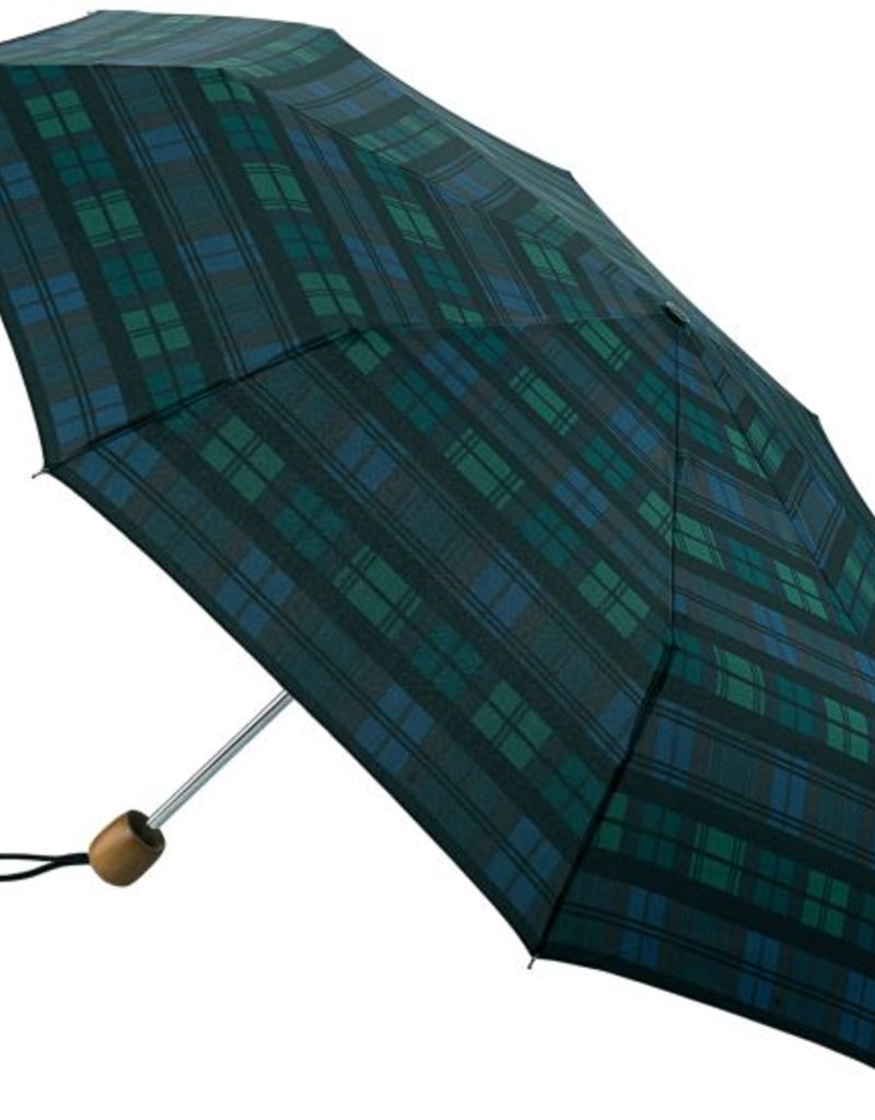 FULTON L450 STOWAWAY MOODY CHECK UMBRELLA