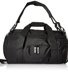 EPIC LOCKER BAG BLACK