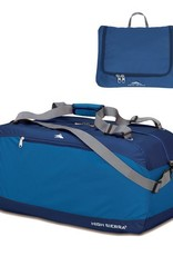 HIGH SIERRA 536183321 BLUE 36 PACKNGO DUFFLE BAG