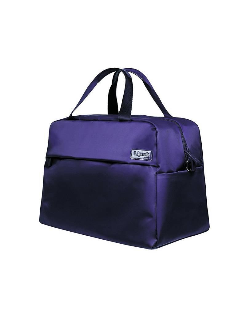 LIPAULT LIPAULT 746091717 PURPLE DUFFLE BAG #