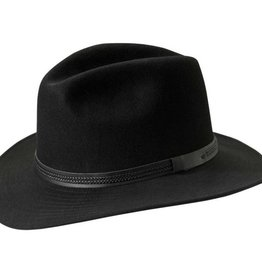 TILLEY BLACK 7 3/4  HAT