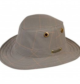 TILLEY 7 73/4 PLAID HAT