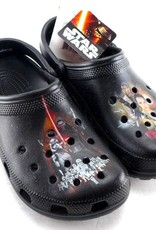CROCS STARWARS BLACK M4W5