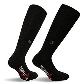 SOCKWISE EXTRA LARGE BLACK