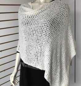 SHARANEL CAPLET SOFTKNIT WHITE