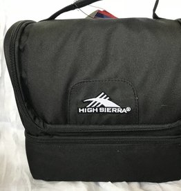 HIGH SIERRA 747131041 DOUBLE DECKER LUNCH BAG