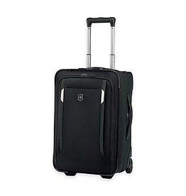 SWISS ARMY 32300001 SW5 BLACK TWO WHEELED CARRYON