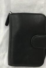 OSGOODE MARLEY 1296 RFID BLACK KEY HOLDER W/ZIP