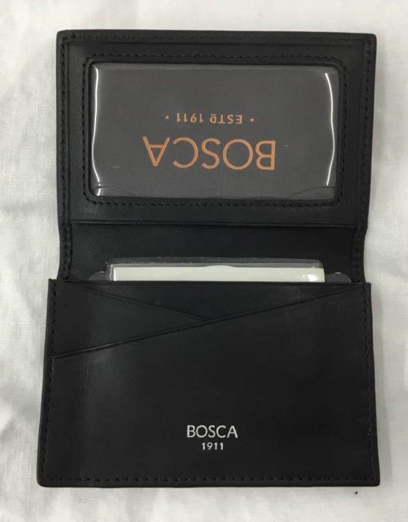 BOSCA 449100 BLACK