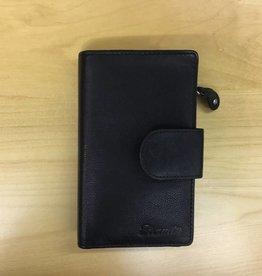 SGI LEATHERGOODS 786/1 RFID LEATHER WALLET COMBO