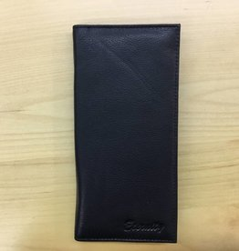 SGI LEATHERGOODS 4003 (L) RFID BLACK LONG WALLET