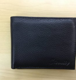 SGI LEATHERGOODS 603 LEATHER RFID WALLET