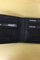 SGI LEATHERGOODS 603 LEATHER RFID WALLET