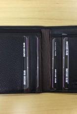 SGI LEATHERGOODS 635 COMBO RFID WALLET