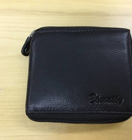 SGI LEATHERGOODS 608 RFID LEATHER WALLET