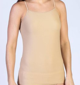 EXOFFICIO XL NUDE SHELF BRA CAMI