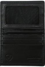 TRAVELON 82022BLACK TRAVELON RFID BLOCKING CLASSIC CARD CASE