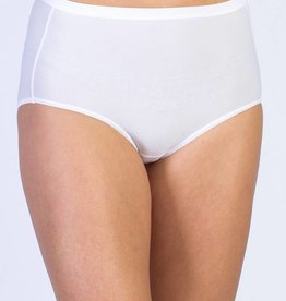 EXOFFICIO SMALL WHITE FULL CUT BRIEF