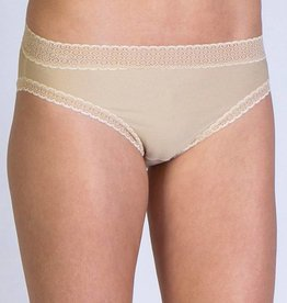 EXOFFICIO XXL NUDE LACY BIKINI BRIEF