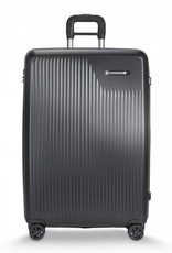 BRIGGS & RILEY SU130CXSP-4 BLACK LARGE EXPANDABLE SPINNER
