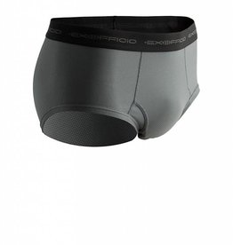 EXOFFICIO 12412173 LARGE CHARCOAL MENS BRIEF