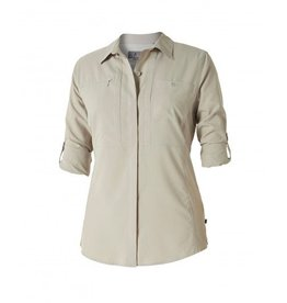 ROYAL ROBBINS 32130 SOAPSTONE LARGE WOMENS SHIRT