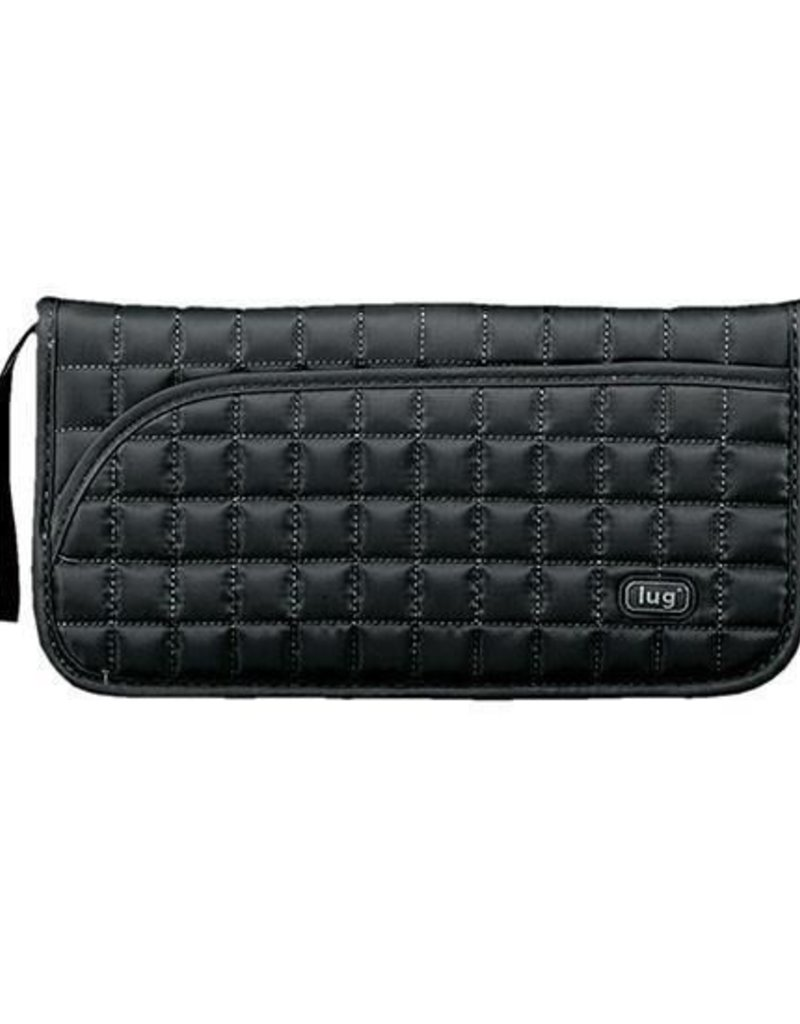 LUGLIFE TANGO RFID WALLET MIDNIGHT BLACK
