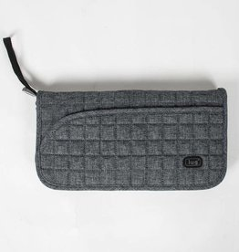 LUGLIFE TANGO RFID WALLET HEATHER GREY