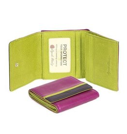 OSGOODE MARLEY 1402 RFID INK  ULTRA MINI WALLET