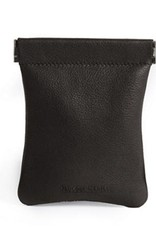 OSGOODE MARLEY 1925 BLACK LARGE POUCH