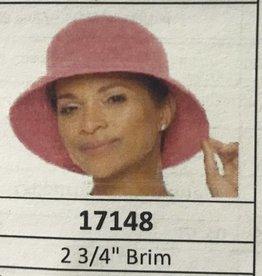 PARKHURST 17148 FUSCIA BERMUDA BUCKET  HAT