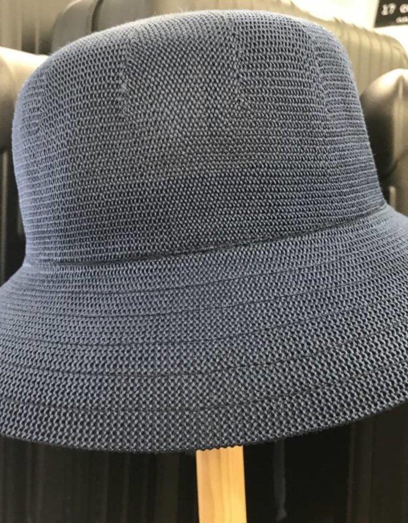 PARKHURST 17148 NAVY BERMUDA BUCKET  HAT