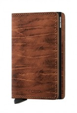 SECRID SLIMWALLET RFID DUTCH WHISKY