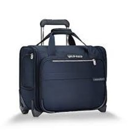 BRIGGS & RILEY U116-5 NAVY ROLLING CABIN BAG
