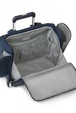 BRIGGS & RILEY U116-5 NAVY ROLLING CABIN BAG
