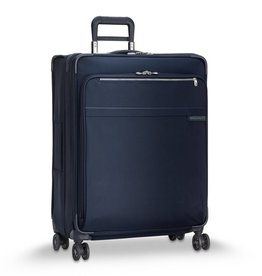 BRIGGS & RILEY NAVY LARGE EXPANDABLE SPINNER