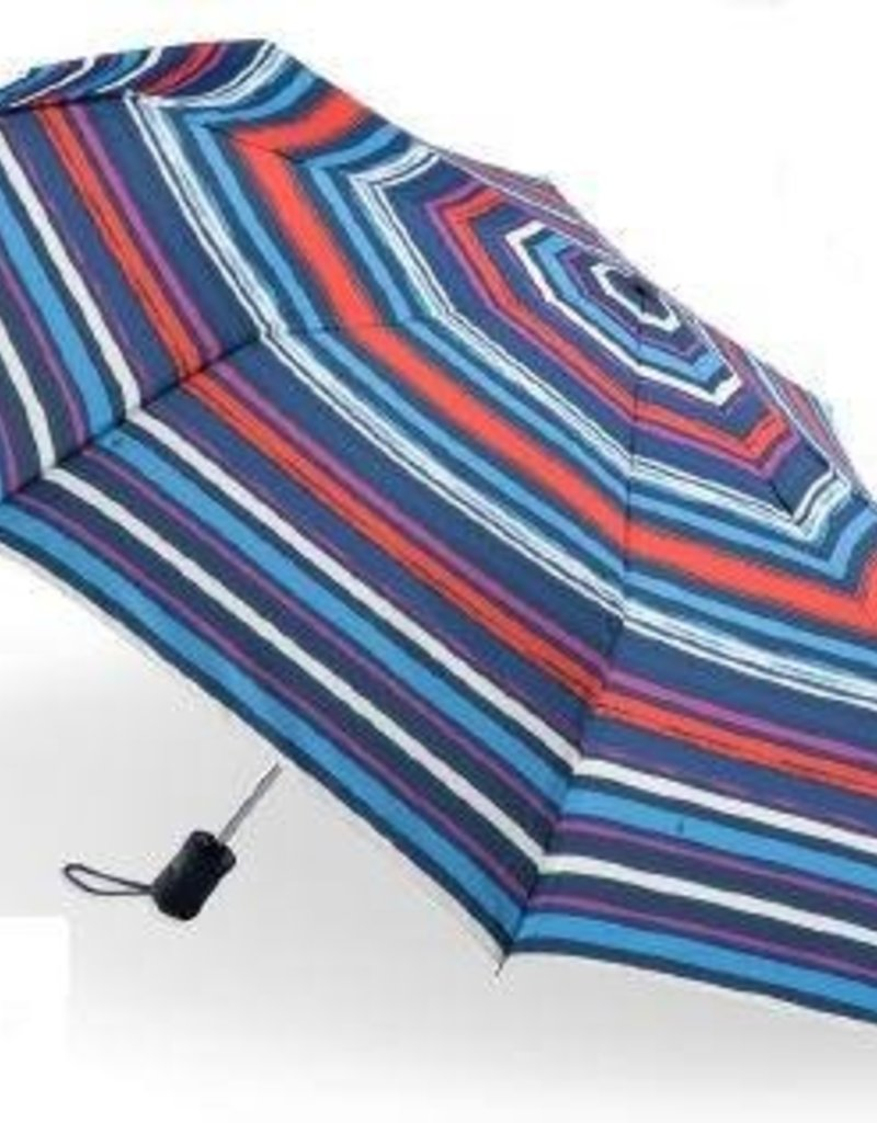 FULTON L346 PORTSTRIPE OPEN CLOSE  UMBRELLA