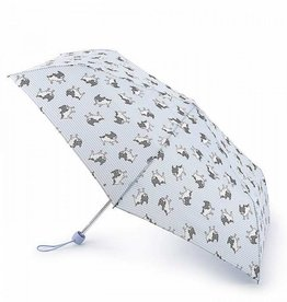 FULTON L553 STRIPE FRENCHIE SUPERSLIM  UMBRELLA