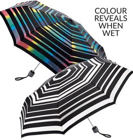 FULTON L779 MAGIC GARDEN COLOUR CHANGE UMBRELLA