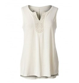 ROYAL ROBBINS 60736 CREME SMALL HEMP TANK