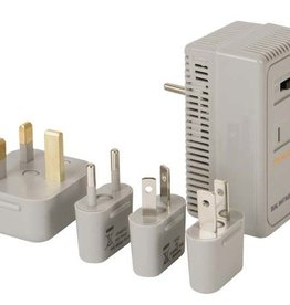 TRAVELON ADAPTER KIT WITH CONVERTER 12260