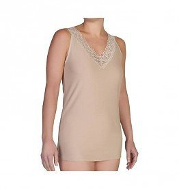 EXOFFICIO SMALL NUDE LACY TANK
