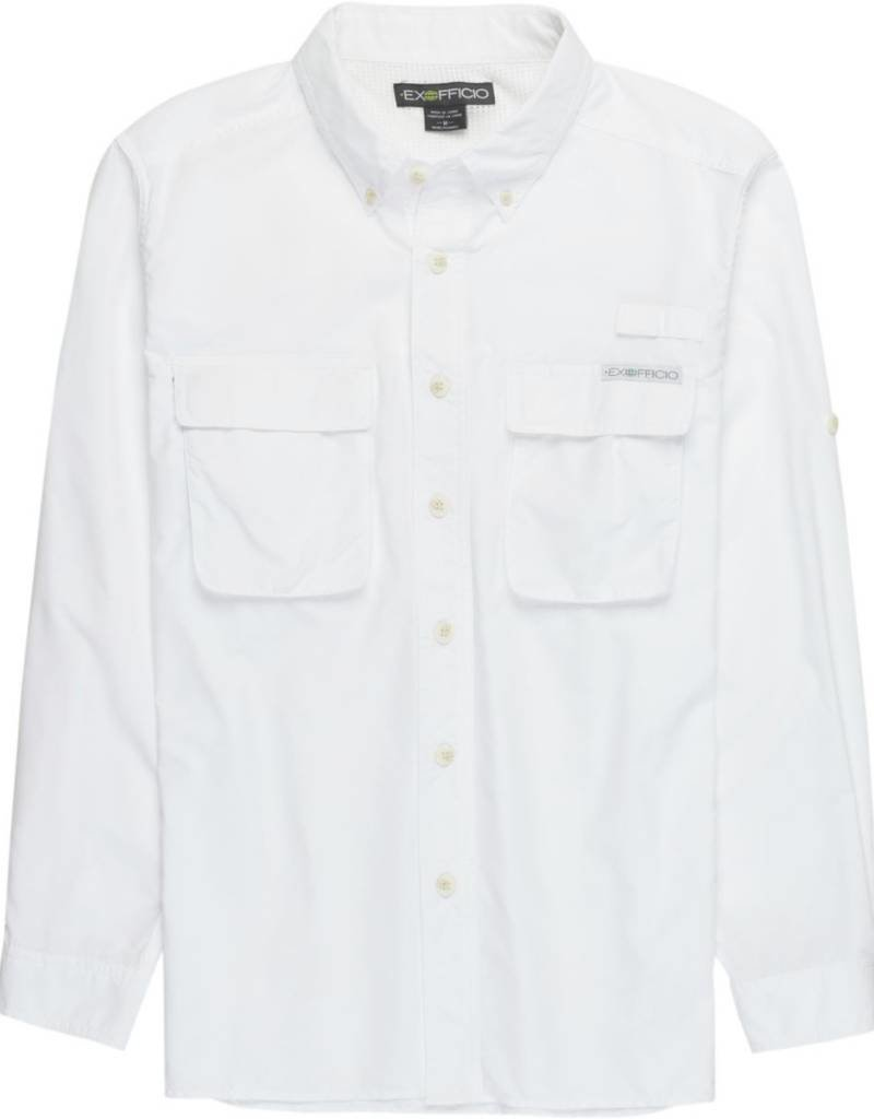 EXOFFICIO 10015090 XXL WHITE