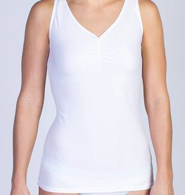 EXOFFICIO MEDIUM TANK WHITE