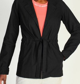 EXOFFICIO Caletta Jacket LARGE BLACK