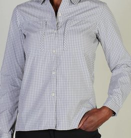 EXOFFICIO Drylite Check L/S EXTRA LARGE OYSTER