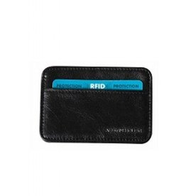 AUSTIN HOUSE AH63CC01 LEATHER RFID CARD CASE