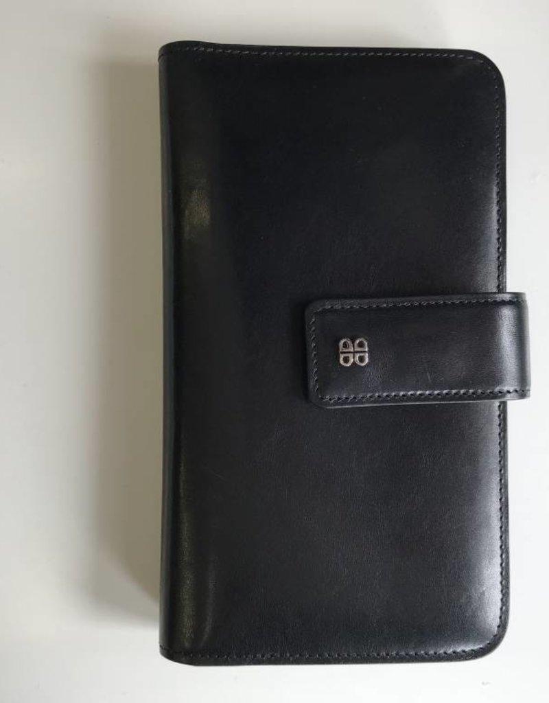 BOSCA 151759 BLACKCLUTCH