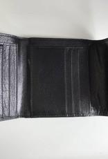 BOSCA 1193-70 BLACK BUFFALO CALF