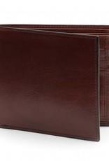 BOSCA 198-58 RFID DARK BROWN LEATHER EXECUTIVE WALLET